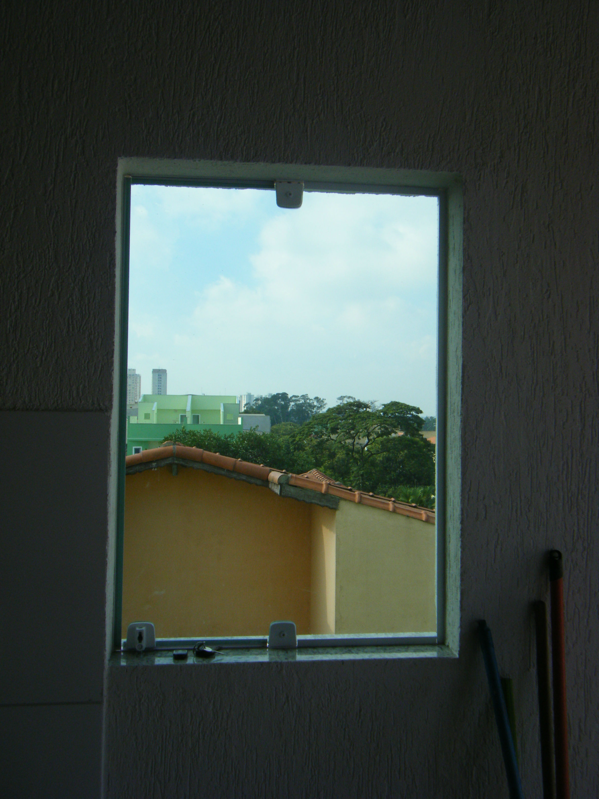 #388E93 de 2012 quinta janela pivotante janela em vidro verde 08mm temperado  446 Janelas De Vidros Temperados  Rj